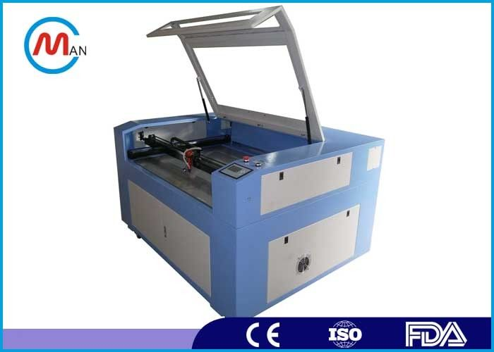 Portable Co2 Laser Computerized Wood Cutting Machine CE FDA Certification