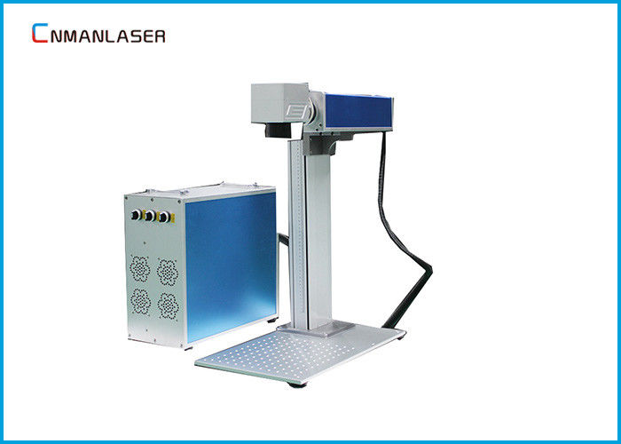 Raycus Sources Portable PVC Pipe Laser Marking Machine 20W With 100000 Working Hours